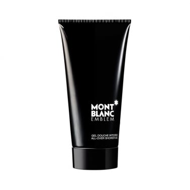 Montblanc Emblem For Men - 150ml All Over Shower Gel.