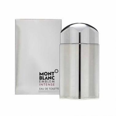 Mont Blanc Emblem Intense Pour Homme - 100ml Eau De Toilette Spray.
