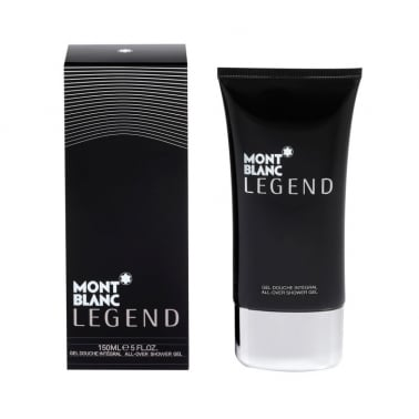 Mont Blanc Legend - 150ml All Over Shower Gel.