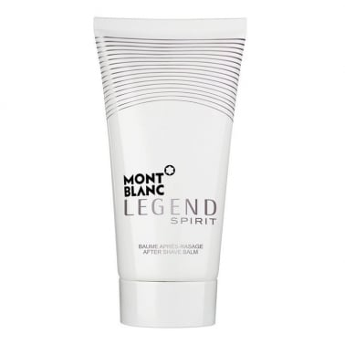 Mont Blanc Legend Spirit - 150ml Aftershave Balm.