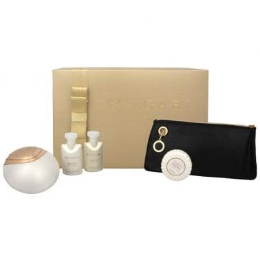 Bvlgari Aqva Divina For Women - 65ml Gift Set With 40ml Body Lotion, Shower Gel