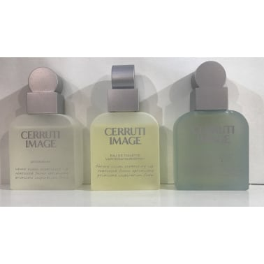 Cerruti Image for Men - 50ml EDT Spray, With Deodorant and Shampoo.