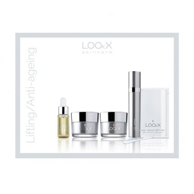 LOOkX Try Me Set Lifting / Anti-Ageing 5 Piece Set