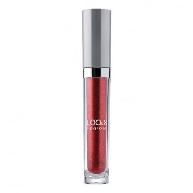 LOOkX Lipgloss -  No15 Red Rose Pearl+