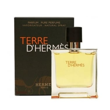 Hermes Terre D'Hermes - 12.5ml Miniature Pure Parfum Spray.