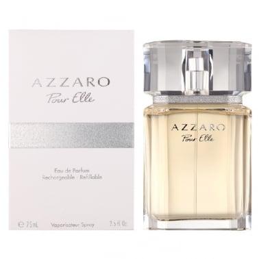 Azzaro Pour Elle - 75ml Eau De Parfum Refillable Spray.