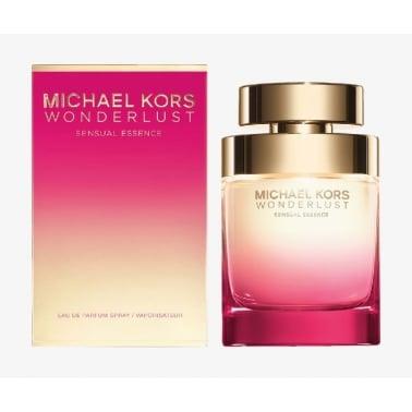 Michael Kors Wonderlust Sensual Essence - 100ml Eau De Parfum Spray.