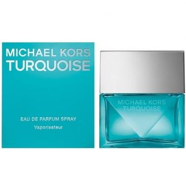 Michael Kors Turquoise Pour Femme - 50ml Eau De Parfum Spray.