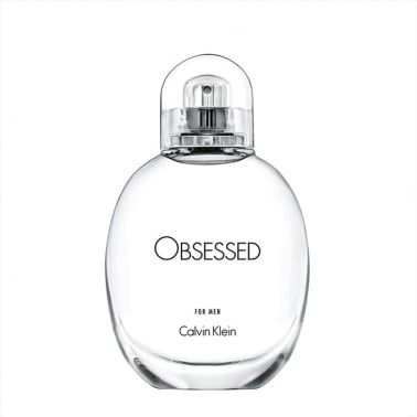 Calvin Klein Obsessed For Men - 75ml Eau De Toilette Spray.