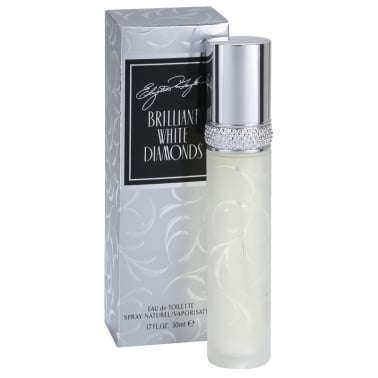 Elizabeth Taylor Brilliant White Diamonds - 100ml Eau De Toilette Spray.