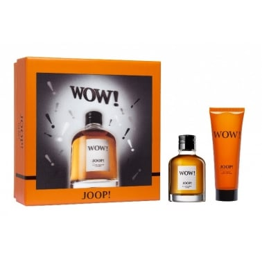 JOOP! WOW! For Men - 60ml EDT Gift Set With 75ml Shower Gel.
