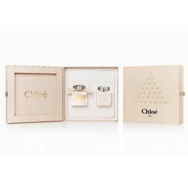 Chloe Eau De Parfum - 50ml EDP Gift Set With 100ml Body Lotion.