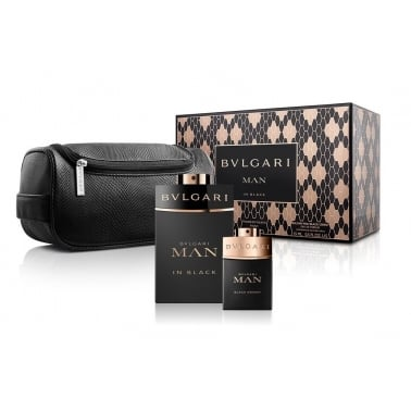 Bulgari Man In Black - 100ml EDP Gift Set Man In Black Orient 15ml EDP Spray