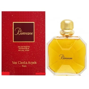 Van Cleef & Arpels Birmane Pour Femme - 50ml Eau De Toilette Spray, Damaged Box.