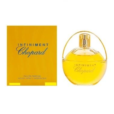Chopard Infiniment Pour Femme - 50ml Eau De Parfum Spray, Damaged Box.