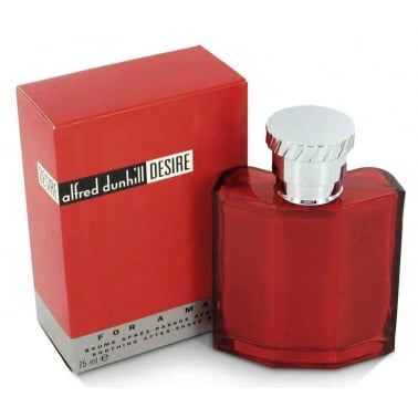 Dunhill Desire Red - 75ml Aftershave Spray, Old Packaging.