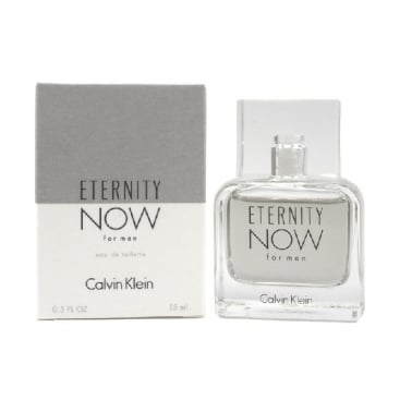 Calvin Klein Eternity Now For Men - 15ml Miniature EDT Splash.
