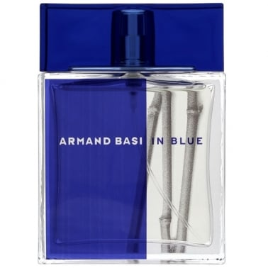 Armand Basi In Blue - 100ml Eau De Toilette Spray, Damaged Box.