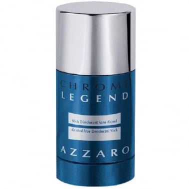 Azzaro Chrome Legend - 75ml Deodorant Stick, Damaged Box.