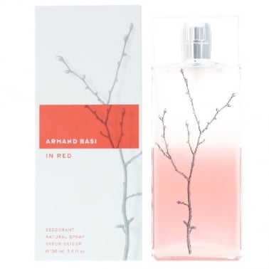 Armand Basi In Red - 100ml Deodorant Spray.