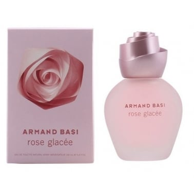 Armand Basi Rose Glacee - 100ml Eau De Toilette Spray, Damaged Box.