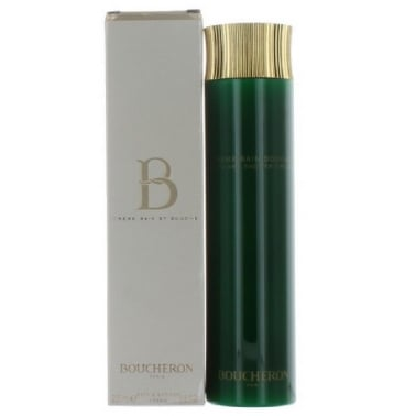B De Boucheron - 200ml Bath and Shower Cream.