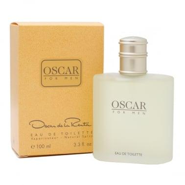 Oscar De La Renta For Men - 100ml Eau De Toilette Spray