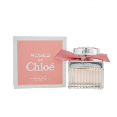 Chloe Roses De Chloe - 50ml Eau De Toilette Spray.