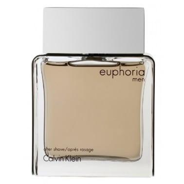 Calvin Klein Euphoria For Men - 100ml Aftershave Spray, Damaged Box.