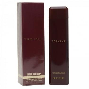 Boucheron Trouble - 200ml Shower Cream, Damaged Box.