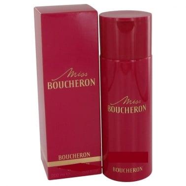 Boucheron Miss Boucheron - 200ml Perfumed Body Milk Lotion, Damaged Box.