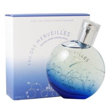 Hermes Eau Des Merveilles Constellation Limited Edition - 50ml Eau De Toilette Spray.