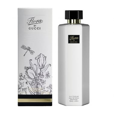 Gucci Flora - 200ml Perfumed Body Lotion, Damaged Box.