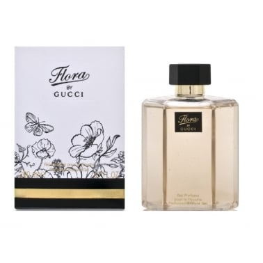 Gucci Flora - 200ml Perfumed Bath & Shower Gel,  Damaged Box.