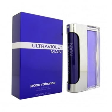 Paco Rabanne Ultraviolet Man - 50ml Eau De Toilette Spray