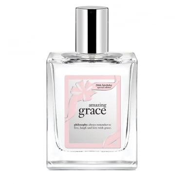 Philosophy Amazing Grace 20th Anniversary - 60ml Eau De Toilette Spray.