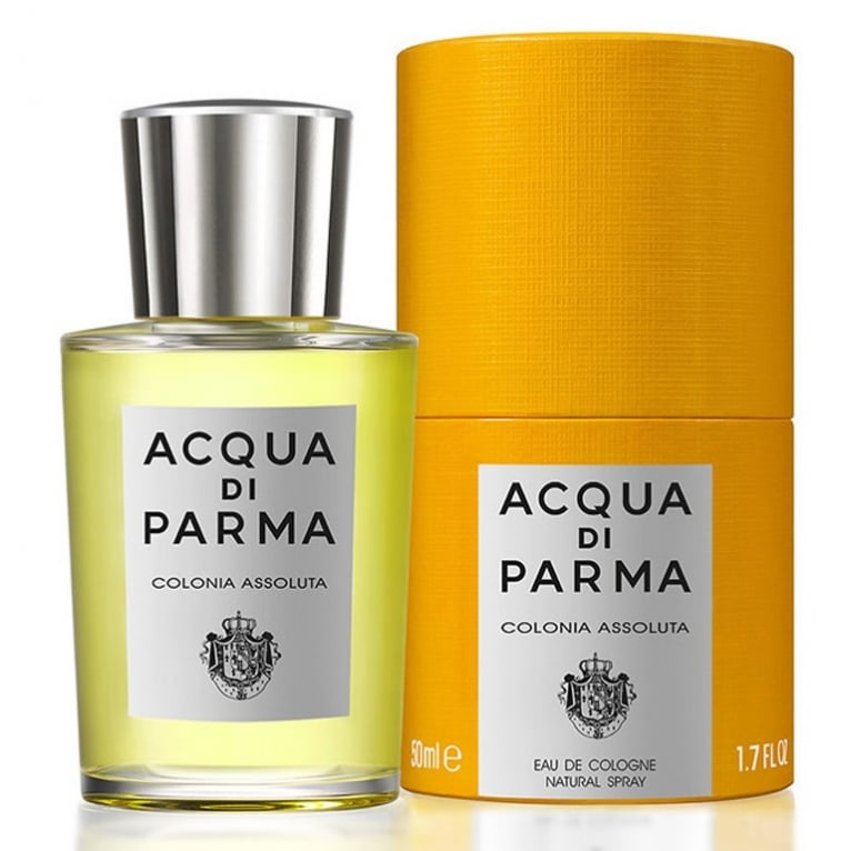 Acqua Di Parma Colonia Assoluta - 50ml Eau De Cologne Spray.