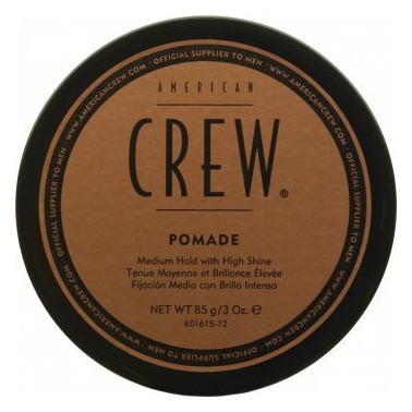 American Crew Pomade With Medium Hold and High Shine 85g