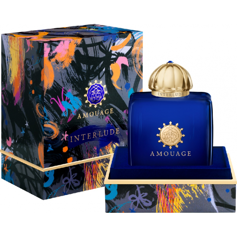 Amouage Interlude for Women 100ml Eau De Parfum Spray.