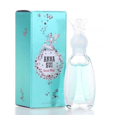 Anna Sui Secret Wish - 4ml Miniature Perfume.