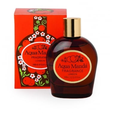 Aqua Manda London - 100ml Perfume Spray.