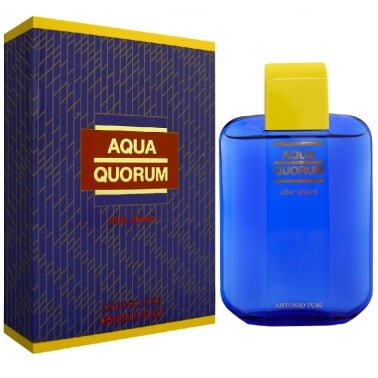 Aqua Quorum For Men - 100ml After Shave
