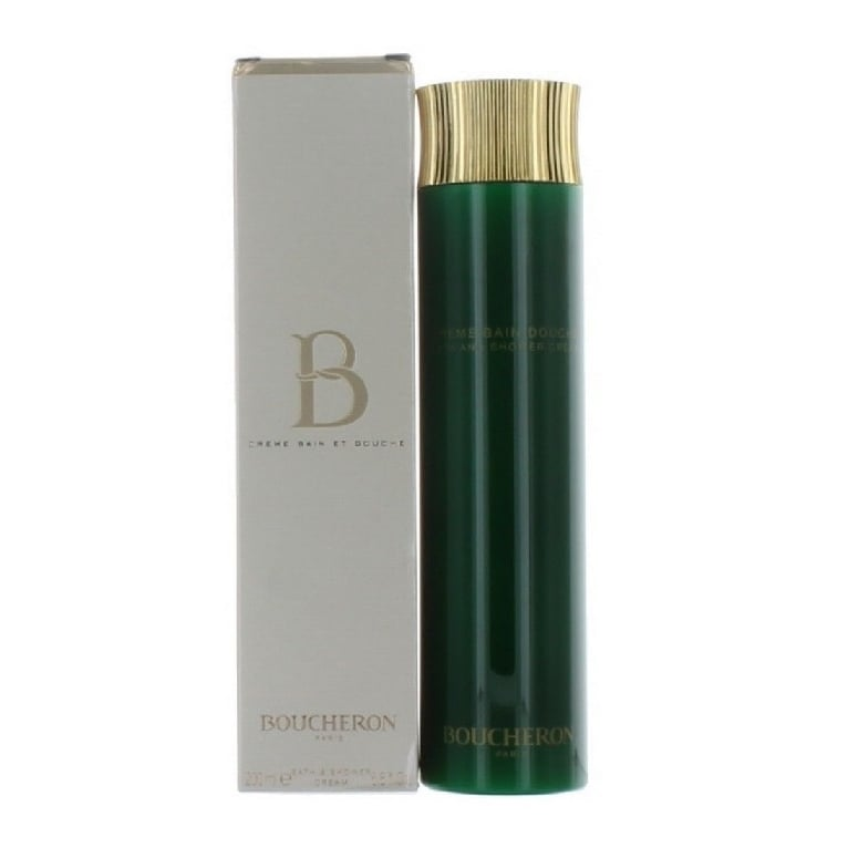 Boucheron B De - 200ml Bath and Shower Cream.