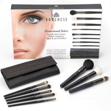 Borghese Professional Select - Full Brush Set Inlcudes 8 Brushes
