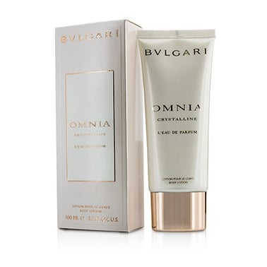 Bulgari Omnia Crystalline L'eau de Parfum 100ml Body Lotion