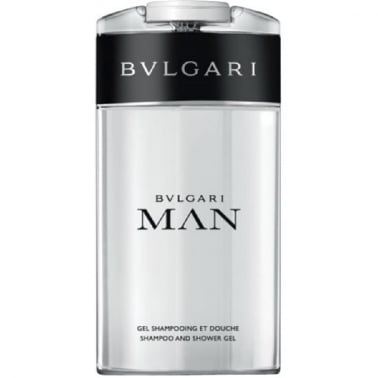 Bvlgari Man - 200ml Shower Gel.
