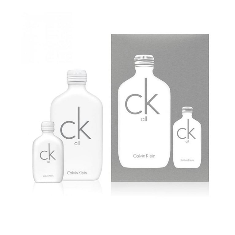 Calvin Klein CK All For Men and Women - 100ml Gift Set With 100ml Eau De  Toilette ... f799b6af48