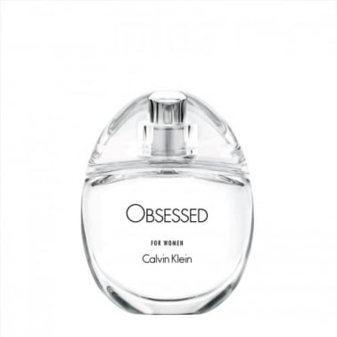 Calvin Klein Obsessed For Her - 100ml Eau De Parfum Spray.