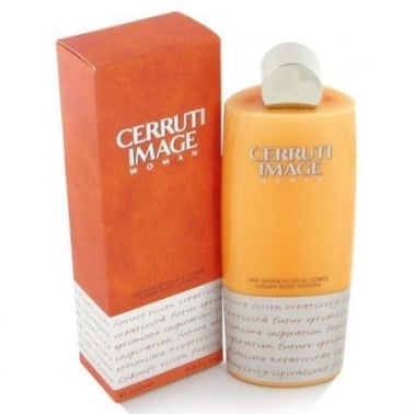 Cerruti Image For Women - 200ml Perfumed Body Lotion, Damaged Box.