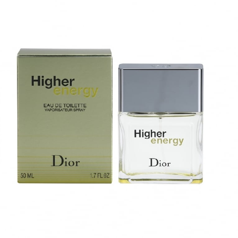 Christian Dior Higher Energy - 50ml Eau De Toilette Spray.